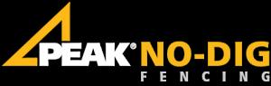 Logo Peak No-Dig Fencing