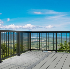 Peak Aluminum Balustrade