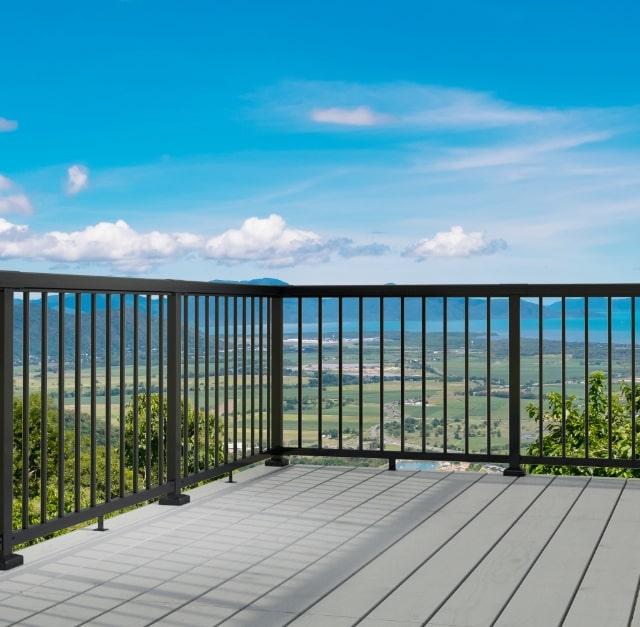 Peak Aluminum Balustrade
