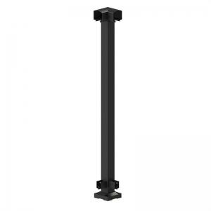 Corner Post Black