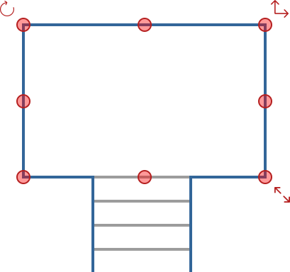 balustrade designer diagram