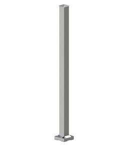 stair-post-silver-australia
